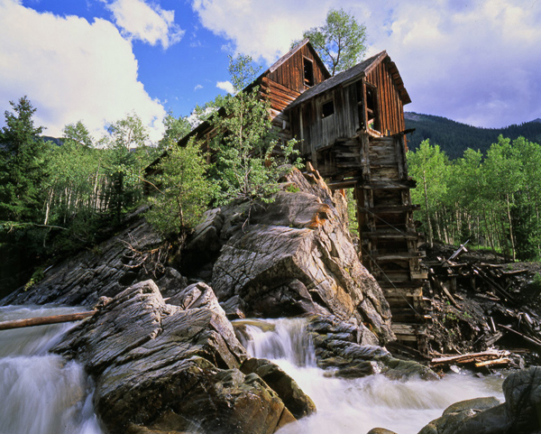 Crystal Mill.