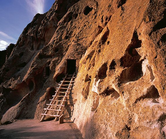 Bandelier and Talus House