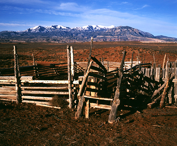 Corral and Henry Mountains