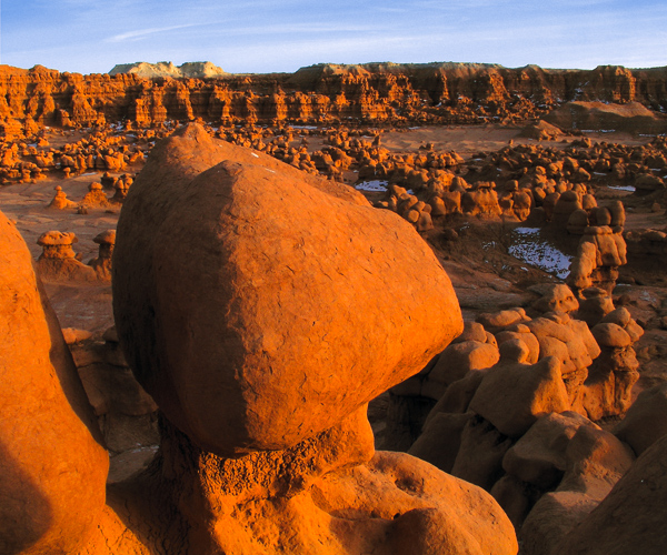 February 2011 Goblin Valley