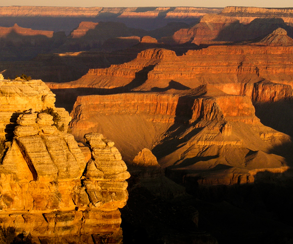 May 2013 Grand Canyon Mather Point Sunrise