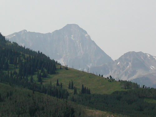 Capitol Peak Trailhead