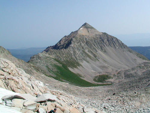 Capitol Peak Trough