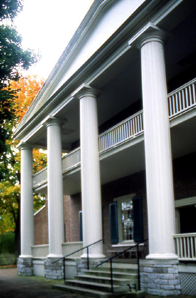 The Hemitage portico