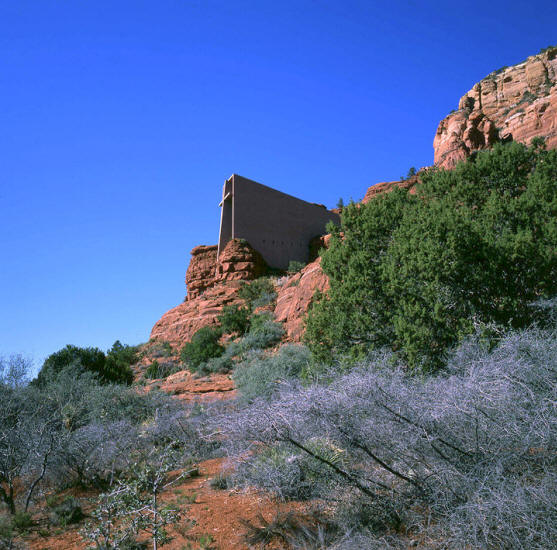 Chapel of the Holy Cross Sedona, AZ