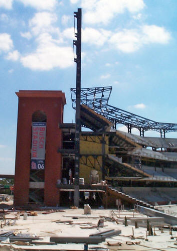 New stadium construction